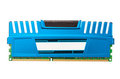 Modern ddr ram memory Royalty Free Stock Photography