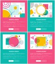 Modern Design Collection on Vector Illustration