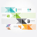 Modern Design Minimal style info graphic template. Royalty Free Stock Photo