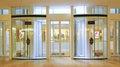 Modern elevators Royalty Free Stock Photo