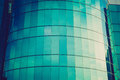 Modern glass facade Royalty Free Stock Photo