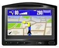 Modern GPS Stock Image