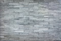 Modern gray slate stone wall background texture Stock Photos