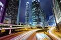 Modern Hong Kong city Royalty Free Stock Photography