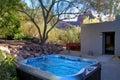 Modern Hotel Resort Hot Tub Spa