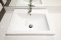Modern House - Wash Basin Royalty Free Stock Photo