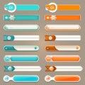 Infografiky možnosti reklamný formát primárne určený pre použitie na webových stránkach