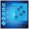 Modern Jigsaw Puzzle Business ...