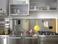 Modern kitchen Royalty Free Stock Photography