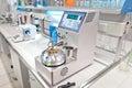 Modern laboratory interior Royalty Free Stock Photo