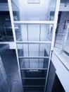 Modern lift Royalty Free Stock Photo