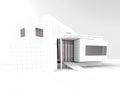 Modern Loft Architecture Project