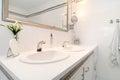 Modern luxury bathroom Royalty Free Stock Photo