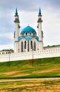 Modern mosque Royalty Free Stock Images