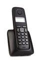 Modern new phone Royalty Free Stock Photo