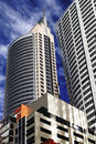 Modern Office Building In Sydney, Australia Royalty Free Stock Photo