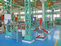 Modern planned ISO certify factory floor in india Royalty Free Stock Photography