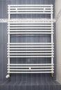 Modern radiator Stock Image