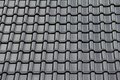 Modern roof tiles Royalty Free Stock Photography
