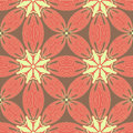 Modern seamless pattern Stock Photo