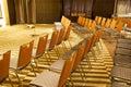 Modern Seminar Room Royalty Free Stock Photo
