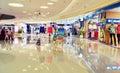 shopping mall fashion store shop Royalty Free Stock Photo