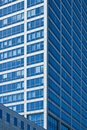 Modern Skyscraper Windows, Office Building Stock Image