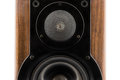 Modern sound speaker closeup Stock Images