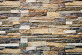 Modern Stone Wall Background T...
