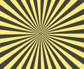 Modern stripe rays background.