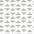 Abstract geometric nook, corner fashion design print pattern