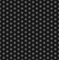 Modern stylish texture. Repeating geometric tiles with hexagon .