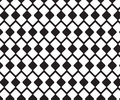 Modern stylish texture. Repeating geometric tiles with smooth sq