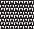 Modern stylish texture. Repeating geometric tiles from triangle