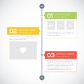 Modern timeline design template vector illustration for your Stock Photos