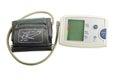 Modern tonometer for blood pressure measurement Stock Photos