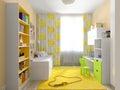 Modern Urban Contemporary Children Room Interior Design