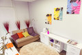 Modern waiting room Royalty Free Stock Photo