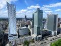 stock image of  Modern Warsaw