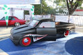 Modified cars on display in the city of solo central java indonesia Stock Images