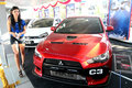 Modified cars on display in the city of solo central java indonesia Royalty Free Stock Photography