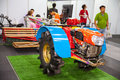 Modify tracktor bangkok june display at ipiex expo on june in bitec bangkok thailand Royalty Free Stock Image