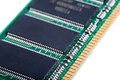 Module memory RAM Royalty Free Stock Photo