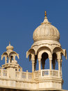 Moghul marble dome Stock Photography