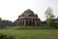 A moghul monument the mughal at lodhi garden new delhi india Royalty Free Stock Photography