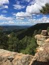 Mogollon Rim, Arizona Royalty Free Stock Photo