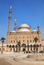 Mohamed Ali Mosque Royalty Free Stock Photo