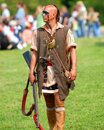Mohican warrior Stock Photos