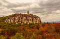 Mohonk Preserve - Skytop Royalty Free Stock Photo