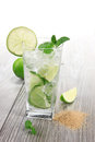 Mojito drink Royalty Free Stock Photo